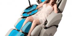 Массажное кресло – средство для профилактики недугов