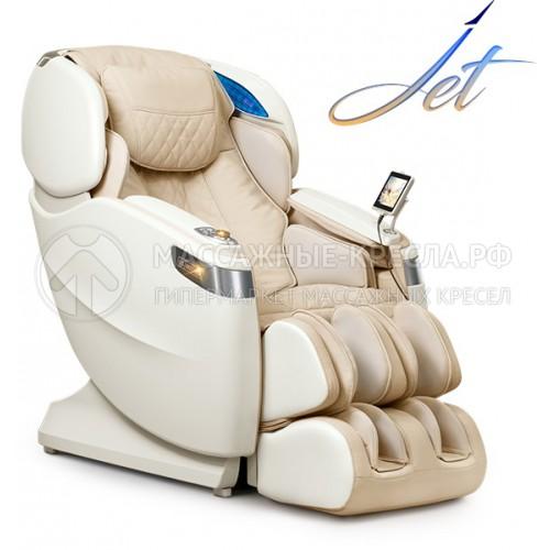 Массажное кресло US MEDICA Jet (бежевое)